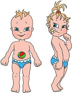 Гемангиома у новорожденных, Mammyclub