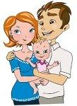 Роли родителей в семье