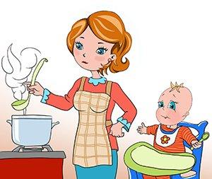 Диета для детей при повышенном ацетоне: меню и рецепты блюд, а.
