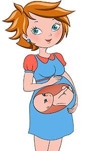 38 неделя беременности, Mammyclub