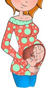 30 неделя беременности, Mammyclub