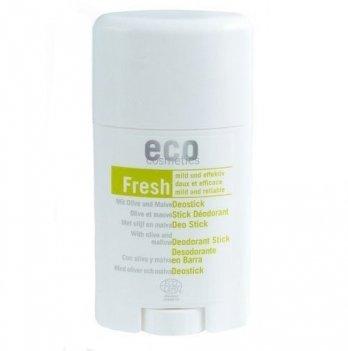 Дезодорант стик, Eco Cosmetics листья оливы и мальвы, 50 мл, 72208