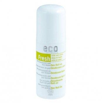 Дезодорант ролл, Eco Cosmetics с экстрактом граната и ягод годжи, 50 мл, 72211