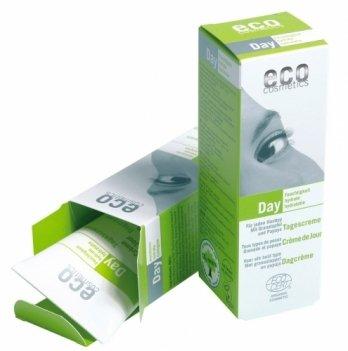 Дневной крем для лица, Eco Cosmetics с экстрактом Граната и Папайи, 50 мл, 72222