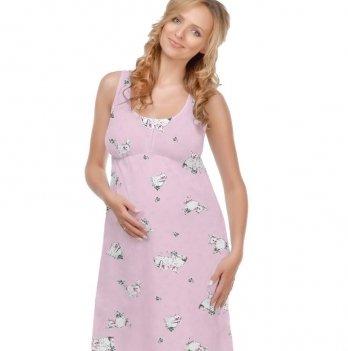 Ночная рубашка Baby Мамин Дом 24124 Кролики