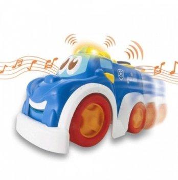 Машинка музыкальная KeenWay, Полиция