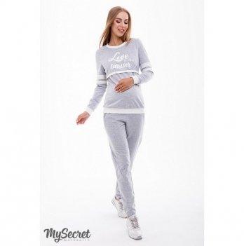 Спортивные брюки для беременных, MySecret, Benji SP-18.021
