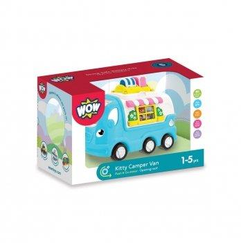 Машинка для путешествий Китти Wow toys
