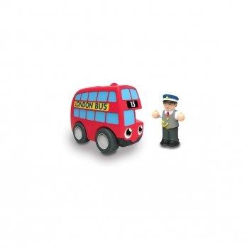 Лондонский автобус Бейзил Wow toys