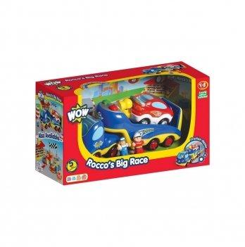 Перевозчик гоночной машины Рокко Wow toys