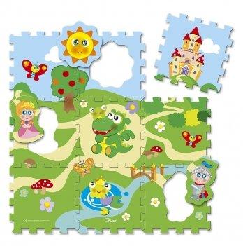 Коврик - мозаика Замок Chicco 05316.00