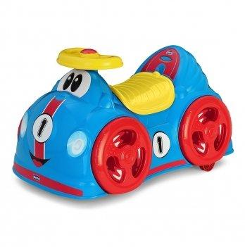 Игрушка для катания Chicco 360 Ride-On Голубой 07347.02