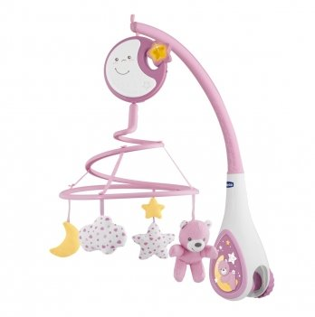 Игрушка на кроватку Chicco NEXT2DREAMS Розовый 07627.10
