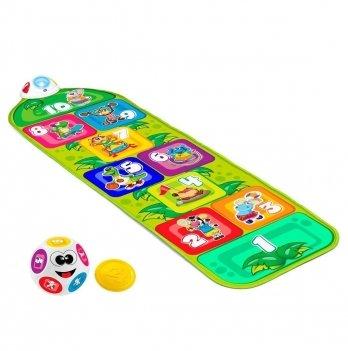 Игровой коврик Jump & Fit Chicco 09150.00