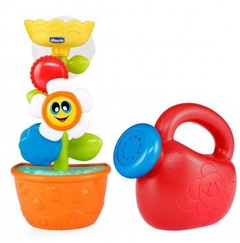 Игрушка для ванной Цветок Chicco 09223.00