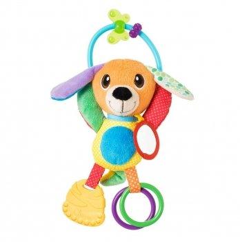 Игрушка-погремушка Mr. Puppy Chicco 09226.00