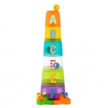 Игрушка Увлекательная пирамидка Chicco 09308.00