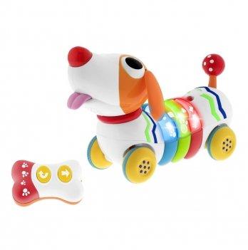 Музыкальная игрушка Chicco Песик Dog Remi 09336.00