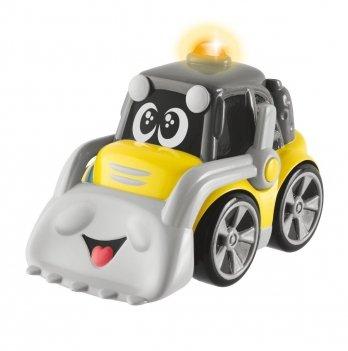 Машинка Builders Dozzy Chicco 09354.00 желтый