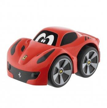 Машинка инерционная Ferrari F12 Mini Turbo Touch Chicco 09494.00