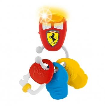 Игрушка музыкальная Ключи Ferrari Chicco 09564.00