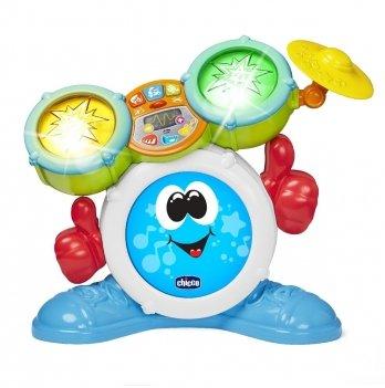 Музыкальная игрушка Chicco Rock Band Drum 09820.10