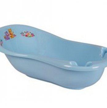 Ванночка детская Maltex Кубусь, голубая, 100 см