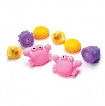 Игрушка-брызгалка для ванной Playgro, для девочек
