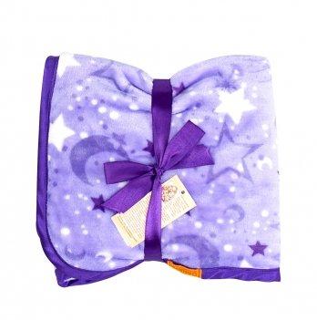 Детский плед Danaya Фиолетовый 012E