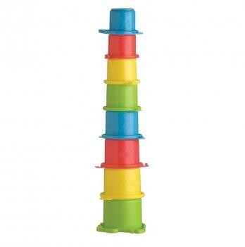 Развивающая игрушка Playgro, Чашечки-формочки, 0180269