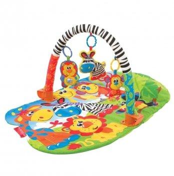 Развивающий коврик Playgro, Сафари, 0181594