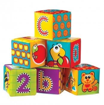 Кубики для воды Playgro, Алфавит, 0183838