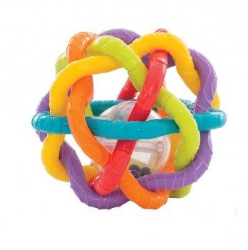 Развивающая игрушка Playgro, Сгибающийся мячик, 0184557