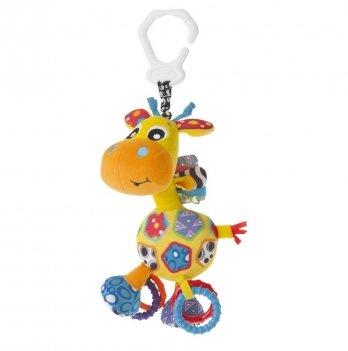 Игрушка-подвеска Playgro, Жираф Джери, 0186359