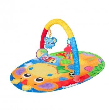 Развивающий коврик Playgro, Жираф Джери, 0186365
