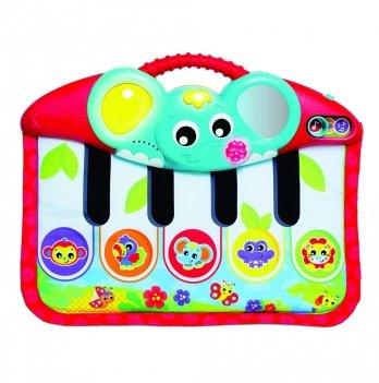 Музыкальная развивающая игрушка Playgro, Пианино, 0186367