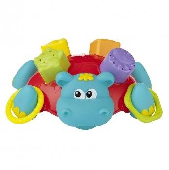 Сортер для воды Playgro, Гиппопотам, 0186575