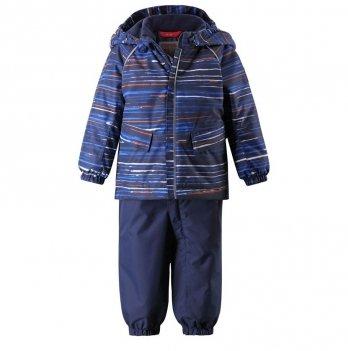 Зимний костюм (куртка и полукомбинезон) Reima Reimatec Mjuk Синий 513125-6981