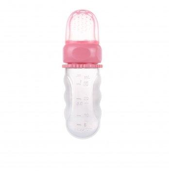 Силиконовый ниблер Canpol babies Розовый 56/110