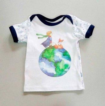 Футболка для мальчика SWEET BABY Маленький Принц