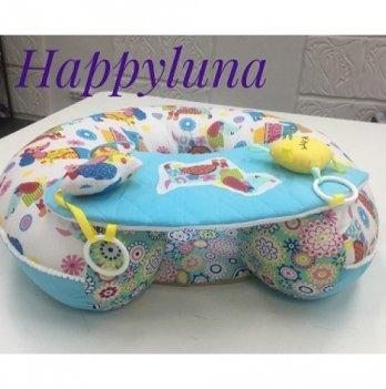 Подушка-трансформер 4в1 Happy Luna 0302