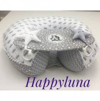 Подушка-трансформер 4в1 Happy Luna 0303