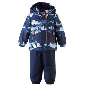Зимний костюм (куртка и полукомбинезон) Reima Reimatec Ruis Синий 513127-6769