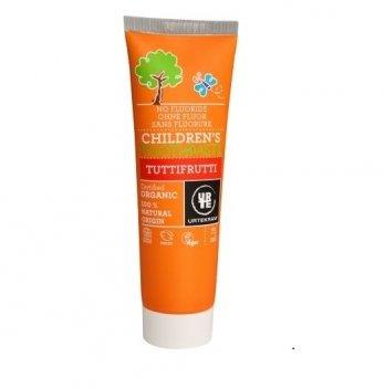 Органическая зубная паста Urtekram для детей Тутти-Фрутти 83780 75 мл