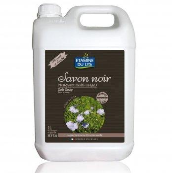 Средство для мытья полов и поверхностей из натурального камня Etamine du Lys 0511550 Savon Noir 5 л