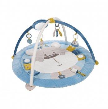 Игрушка гимнастическая Canpol babies Pastel Friends Серый 68/078