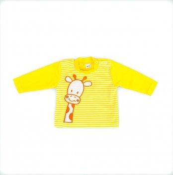 Кофта DANAYA желтая 061G