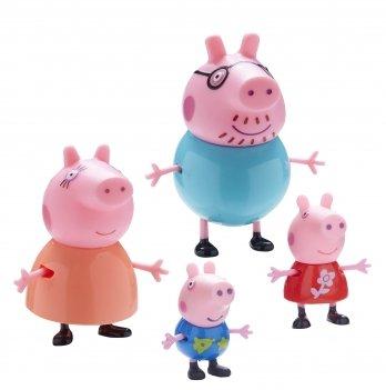 Игровой набор Peppa, Большая семья Пеппы