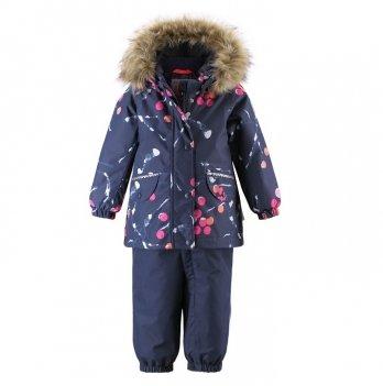 Зимний костюм (куртка и полукомбинезон) Reima Reimatec Mimosa Синий 513126-6983