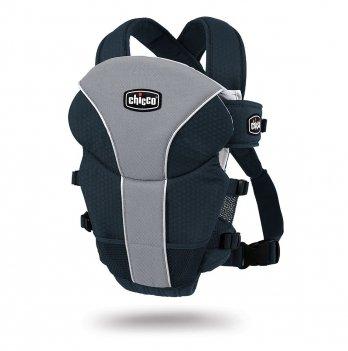 Нагрудная сумка-кенгуру Chicco Ultrasoft, цвет 01 (серый)
